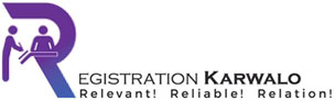 Registration Karwalo Services India Pvt. Ltd.