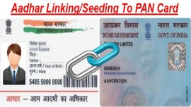 Link your Aadhaar with PAN today to enjoy seamless Income Tax services online